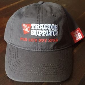 NWT Tractor Supply since 38 cap